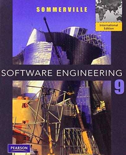 9780137053469: Software Engineering:International Edition