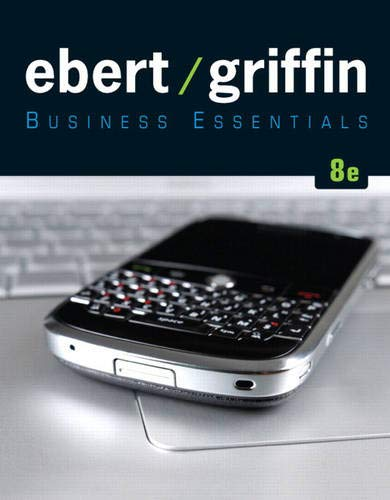 9780137053490: Business Essentials (8th Edition)