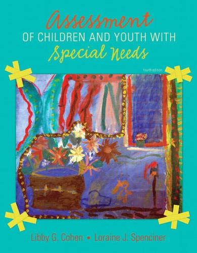 9780137054534: Assessment of Children and Youth with Special Needs (4th Edition)