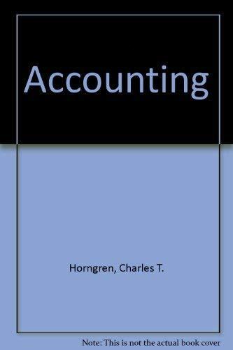 9780137055197: Accounting