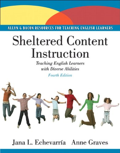 9780137056361: Sheltered Content Instruction: Teaching English Language Learners with Diverse Abilities (4th Edition)