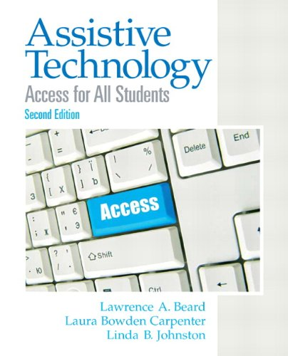 9780137056415: Assistive Technology: Access for All Students (2nd Edition)