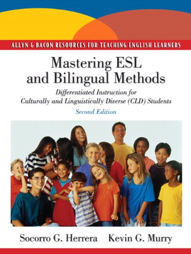 9780137056699: Mastering ESL and Bilingual Methods: Differentiated Instruction for Culturally and Linguistically Diverse (CLD) Students (Allyn & Bacon Resources for Teaching English Learners)