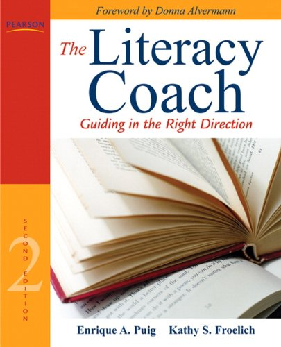 9780137056965: The Literacy Coach: Guiding in the Right Direction (2nd Edition)