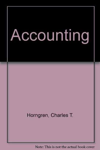 9780137057252: Accounting Working Papers 1-13