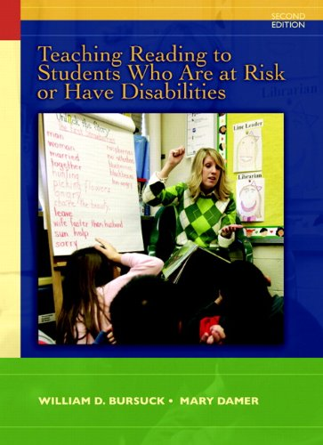 9780137057818: Teaching Reading to Students Who are At-Risk or Have Disabilities: A Multi-Tier Approach (Pearson Custom Education)