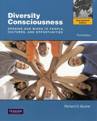 9780137060689: Diversity Consciousness: Opening Our Minds to People, Cultures and Opportunities