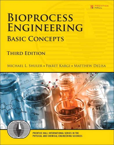 9780137062706: Bioprocess Engineering: Basic Concepts