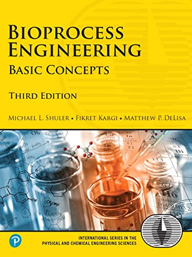 9780137062706: Bioprocess Engineering: Basic Concepts (3rd Edition) (Prentice Hall International Series in the Physical and Chemical Engineering Sciences)