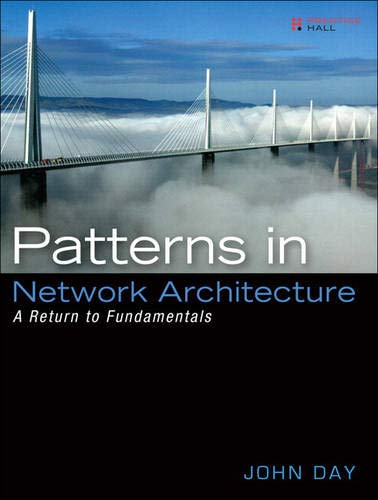9780137063383: Patterns in Network Architecture: A Return to Fundamentals (paperback): A Return to Fundamentals