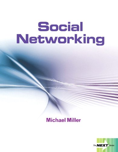 9780137063741: Next Series: Social Networking