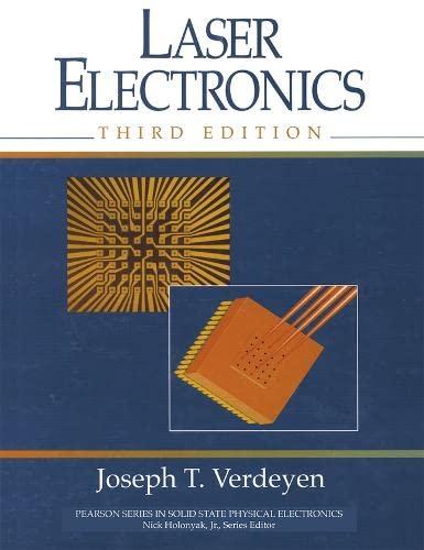 9780137066667: Laser Electronics