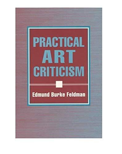 9780137066742: Practical Art Criticism