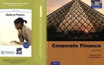 9780137067350: Corporate Finance & MyFinanceLab Student Access Code Card: Global Edition