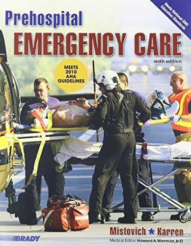 9780137067961: Prehospital Emergency Care 9th Edition with Workbook