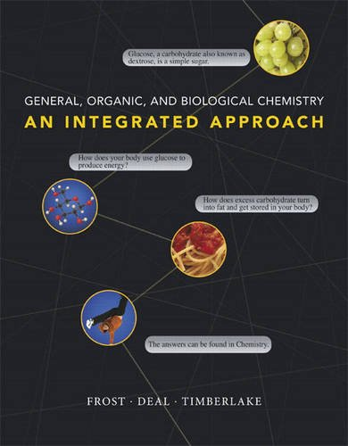 9780137070237: General, Organic, and Biological Chemistry: An Integrated Approach: International Edition