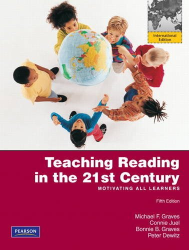 9780137070725: Teaching Reading in the 21st Century