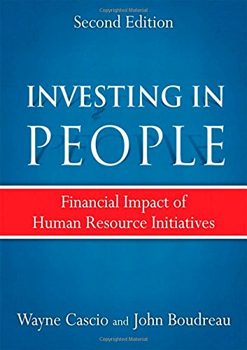 9780137070923: Investing in People: Financial Impact of Human Resource Initiatives