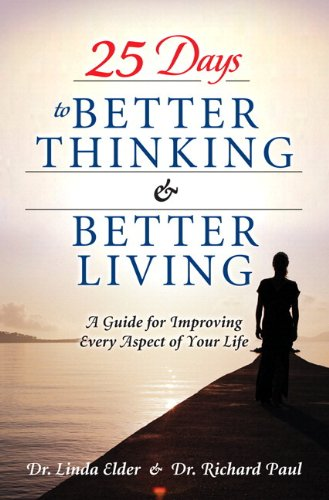 9780137071135: 25 Days to Better Thinking & Better Living