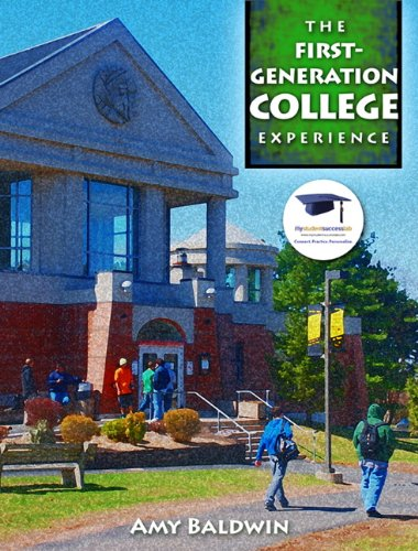 9780137071234: The First-Generation College Experience