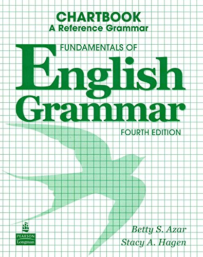 9780137071418: English Grammar 4/E: Chartbook a Reference Grammar