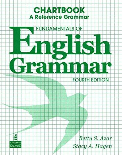 9780137071418: Fundamentals of English Grammar Chartbook
