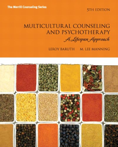 9780137071500: Multicultural Counseling and Psychotherapy: A Lifespan Approach (5th Edition) (Merrill Counseling (Paperback))