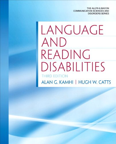 9780137072774: Language and Reading Disabilities (Allyn & Bacon Communication Sciences and Disorders)