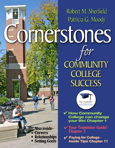 9780137073382: Cornerstones for Community College Success