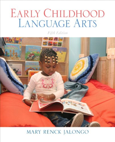 9780137073924: Early Childhood Language Arts (with MyEducationKit) (5th Edition) (MyEducationKit Series)