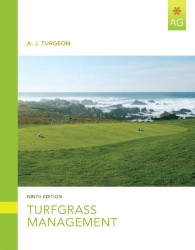 9780137074358: Turfgrass Management