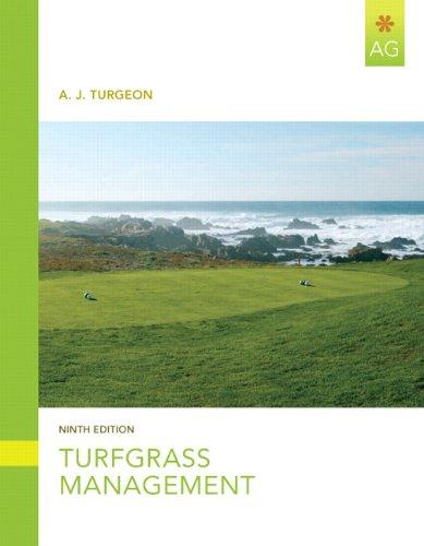 9780137074358: Turfgrass Management