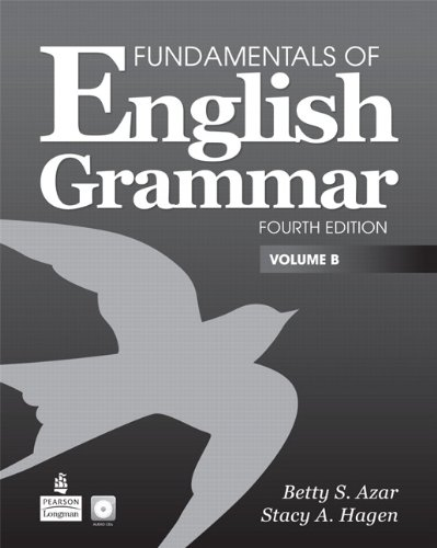 9780137075232: Fundamentals of English Grammar, Volume B (4th Edition)