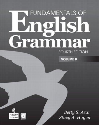 9780137075232: Fundamentals of English Grammar, Volume B (4th Edition)