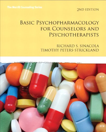 9780137079803: Basic Psychopharmacology for Counselors and Psychotherapists (Merrill Counseling (Paperback))