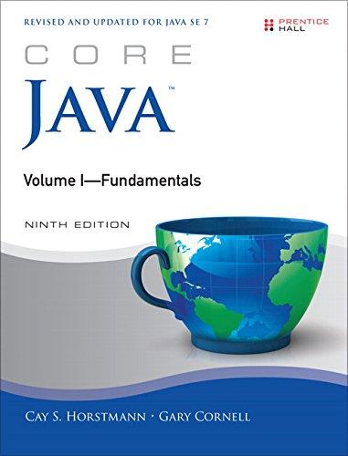 9780137081899: Core Java: Fundamentals Volume 1 (Sun Core)