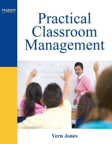 9780137082117: Practical Classroom Management