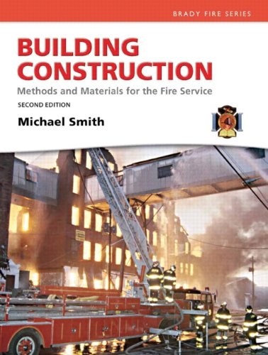 9780137083787: Building Construction: Methods and Materials for the Fire Service (2nd Edition) (Brady Fire)