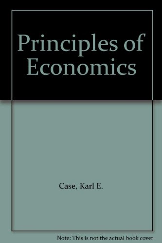 9780137084555: Principles of Economics