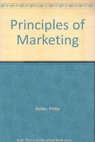 9780137093113: Principles of Marketing
