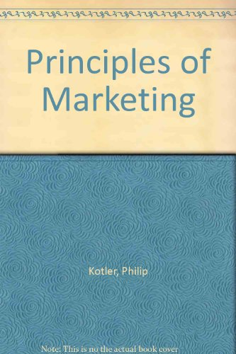 9780137093113: Principles of Marketing