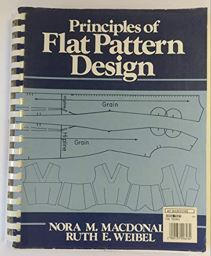 9780137096435: Principles of Flat Pattern Design