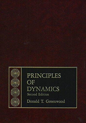 9780137099818: Principles of Dynamics