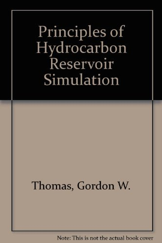 9780137111770: Title: Principles of Hydrocarbon Reservoir Simulation