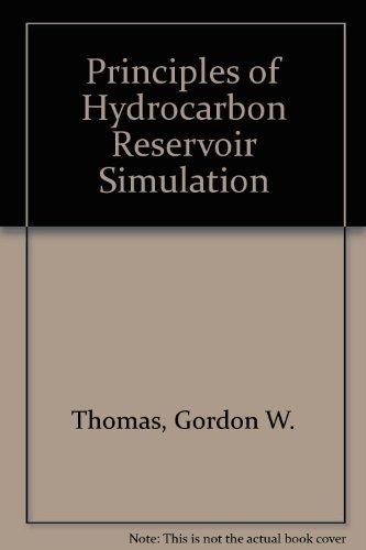 9780137111770: Principles of Hydrocarbon Reservoir Simulation