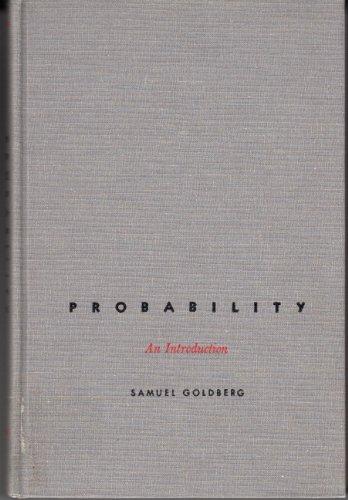 9780137115808: Probability