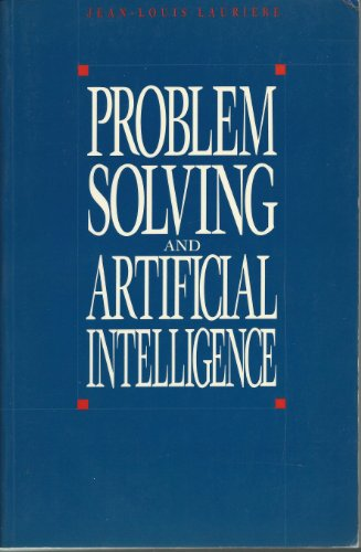 9780137117482: Problem-Solving and Artificial Intelligence
