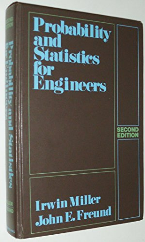 9780137119455: Probability and Statistics for Engineers