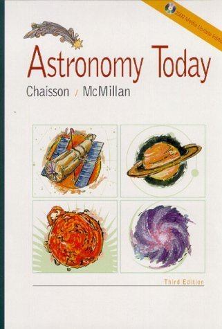 9780137123827: Astronomy Today: Media Edition