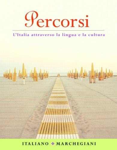 9780137127443: Percorsi: l'Italia attraverso la lingua e la cultura Value Package (includes Student Activities Manual for Percorsi: l'Italia attraverso la lingua e la cultura)